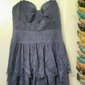 Akira black label dress